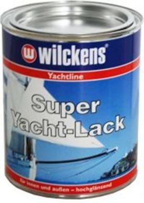 Wilckens Super Yachtlack reinweiß 750ml