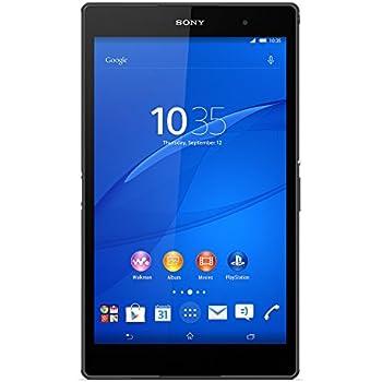 Sony SGP621 Xperia Tablet Z3 Compact LTE/46, 16Go, Noir