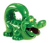 Fisher-Price Mattel W5270 - Jake und die Nimmerland Piraten Ticktack Krokodil Taschenlampe
