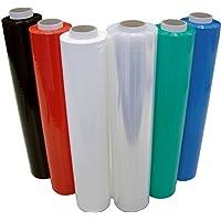 Pro Sistema de s65009Film elástico, de colores, 500mm Pantalla ancho, 260mm unidad larga, 23µ grosor, Negro Pantalla Color (6unidades)