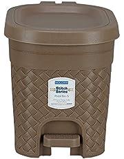 Kolorr Stitch Pedal Waste Bin Modern Design Trash Can Plastic Dustbin - 4L