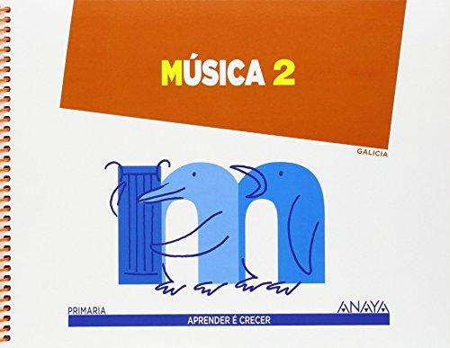 Música 2. (Aprender é crecer) - 9788467877076
