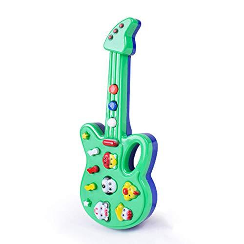 Niños Bebés, Niños, Juguetes de Guitarra, Vivero, Rima,...