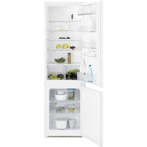 Electrolux ENN12801AW Intégré 277L A+ Blanc réfrigérateur-congélateur - Réfrigérateurs-congélateurs (277 L, SN-T, 36 dB, 4 kg/24h, A+, Blanc)