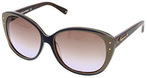Occhiali da sole per donna dsquared2 dq0094 92f - calibro 58