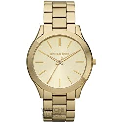 MK3179 Ladies Michael Kors Gold Classic Watch