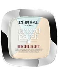 L'Oréal Paris Accord Parfait Highlight Enlumineur Poudre 302 Glacé