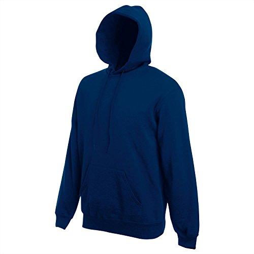 Fruit of the Loom Herren Sweatshirt 12208B Blau