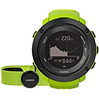 Suunto Ambit3 Vertical Multisport GPS Uhr, mit Brustgurt