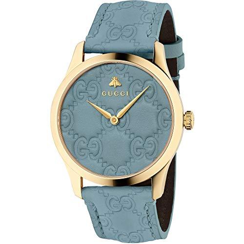 Reloj Gucci Unisex g-timless 38 mm Azul bastello YA1264097
