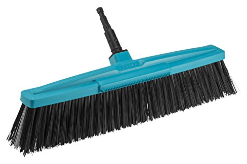 Gardena Combisystem Road Broom (3622); multi-purpose (working width: 45 cm); for garden and home Test