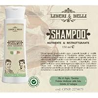 LIBERI&BELLI SHAMPOO NUTRIENTE E RISTRUTTURANTE 150 ML