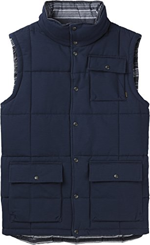 Burton Herren Weste MB Woodford Vest, Dress Blues, M, 16455100399 Preisvergleich
