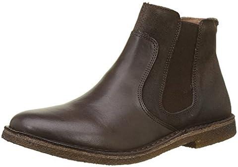 Kickers Damen Creboots Chelsea Boots, Braun (Dunkelbraun), 42 EU