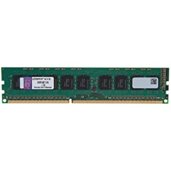 Kingston KVR16E11/8 RAM 8Go 1600MHz DDR3 ECC CL11 DIMM, 240-pin