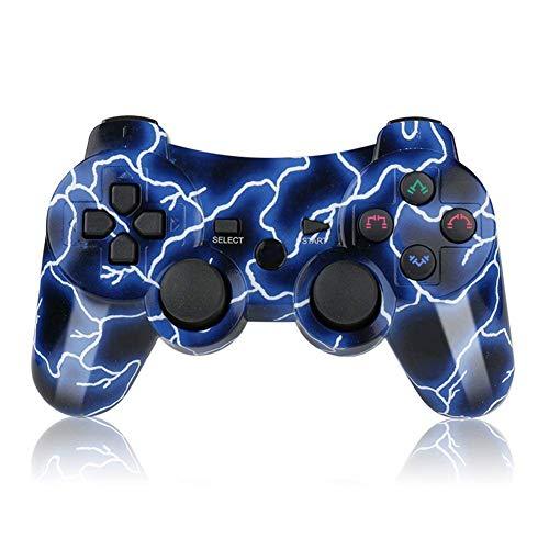 HQX PS3 Controller Wireless mit Funktion DoubleShock und SIXAXIS für Playstation 3.