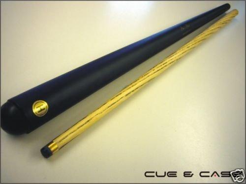 Billardqueue / Pool-Queue British Pro Pool, 9mm Spitze, inkl. Koffer, mittelschwer 482-510g (17-18 Unzen), kurz, Länge: 132cm (52Zoll)