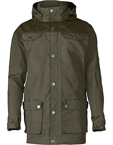Fjällräven Kids Greenland Jacket, Size:134;Color:Tarmac/ Dark