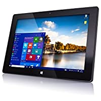 "10"" Windows 10 Fusion5 Ultra Slim Windows Tablet PC-"