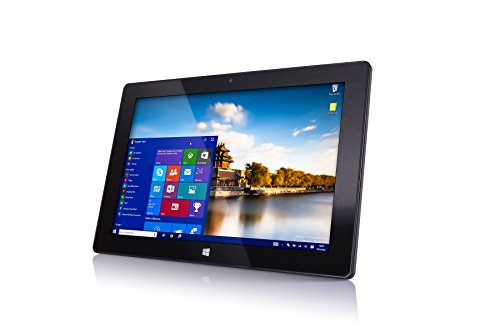 "10"" Windows 10 Fusion5 Ultra Slim Windows Tablet PC- (4GB RAM, 64GB Storage, FWIN232+ Model, USB 3.0, Intel, 5MP and 2MP Cameras, Windows 10 Home Tablet PC) (4GB RAM and 64GB Storage)"