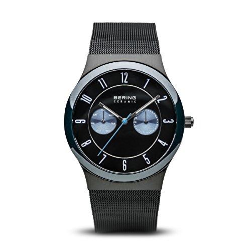 BERING Unisex-Armbanduhr Analog Quarz Edelstahl 32139-227