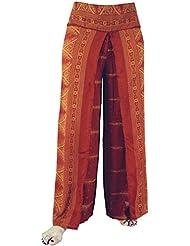 Palazzohose, weite Sommerhose / lange Hosen