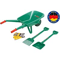 Theo Klein 2752 Bosch Set with Gardener Cart, Toy, Multi-Colored