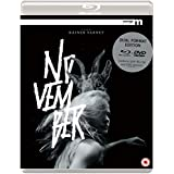 November Dual Format (Blu-ray & DVD) edition
