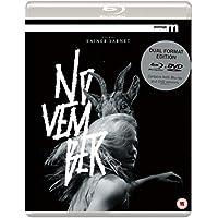November Dual Format (Blu-ray & DVD) edition