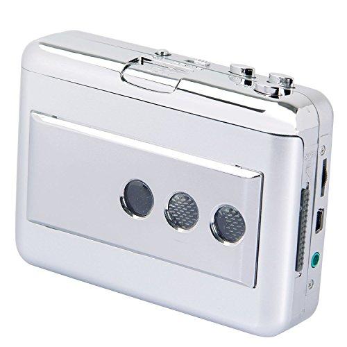 Tonor Cinta de Casete Portátil de MP3 al Convertidor de Audio del Reproductor de Música