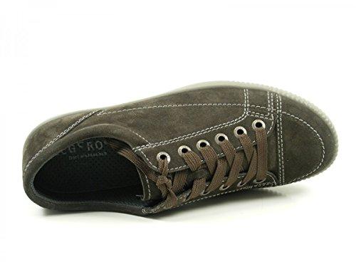 Legero Damen Tanaro Sneaker Braun (Asphalt)
