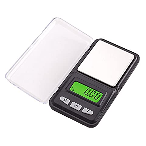 lzn 500g/0.1g Digital Pocket Scales Portable Mini Scale Jewelry Scale LCD Display For Gold Kitchen Grain Scale