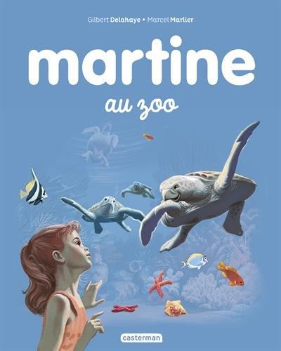 Martine au zoo - albums - t13 por Gilbert Delahaye