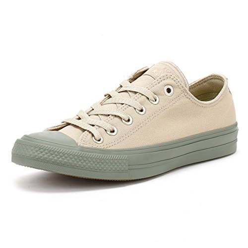 Converse Star II, Sneaker Unisex-Adulto Ox Vintage Khaki/Olive Submarine/Gum