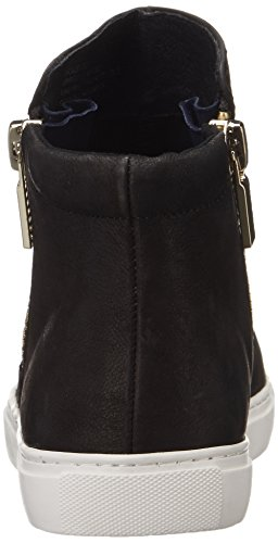 Kenneth Cole Kiera, Baskets Basses Femme Noir (Black 001)