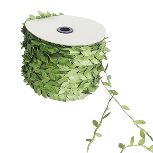 es Grünes Blatt-Rebe-Simulations-Blumen-Laub-Grün verlässt Dekorativ ()