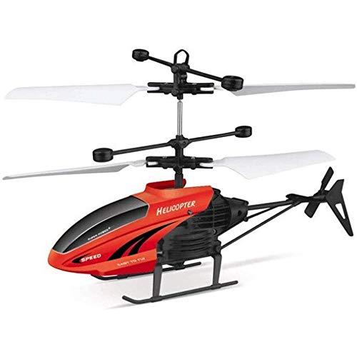 KRCT Professionelle 2,4 GHz 2.5CH Fernbedienung Hubschrauber Indoor Outdoor Anti-Fallen Anti-Kollisions-RC Propellerflugzeug eingebaute Gyro Mini Electric Rc-Flugzeug-Spielzeug Wiederaufladbare