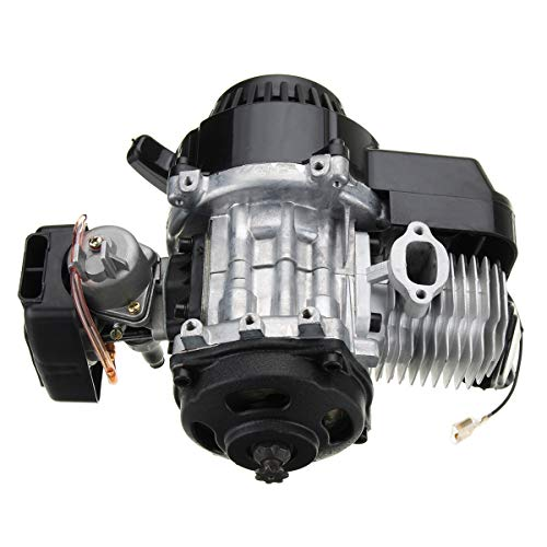 Forspero Tirez D/émarrage D/émarreur Recul pour 33Cc 43Cc 47Cc 49Cc 2 Temps Mini Pocket Dirt Bike ATV