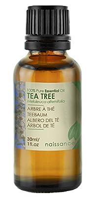 Naissance Tea Tree Essential Oil 30ml 100% Pure