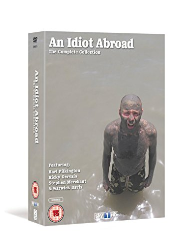 Bild von An Idiot Abroad: Series 1-3 [5 DVDs] [UK Import]