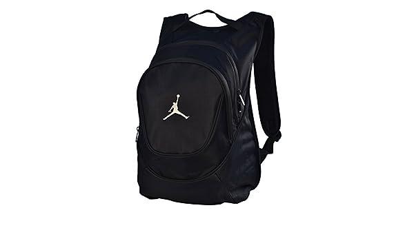 220f234a331daa Jordan Nike Air Jumpman Backpack Book Bag-Black - Buy Jordan Nike Air  Jumpman Backpack Book Bag-Black Online at Low Price in India - Amazon.in