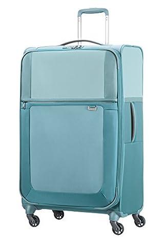 SAMSONITE Uplite - Spinner 78/29 Expandable Bagage cabine, 78 cm, 107.5 liters, Bleu (Ice Blue)