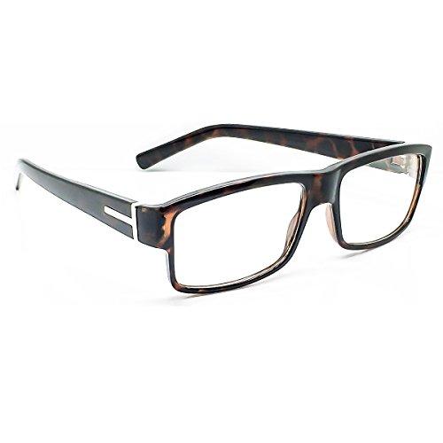 Kiss Brillen in neutralen Flat Top mod. TIGHT - optischen rahmen VINTAGE mann frau unisex - HAVANNA