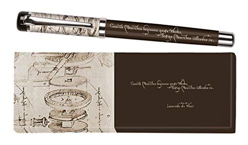 moses. 82724 libri_x Tintenroller Leonardo da Vinci