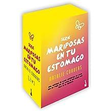 Pack: Mariposas en tu estómago 1, 2 y 3 (Novela y Relatos)