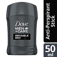 Dove Men Invisible Stick Deodorant 50 ml 1 Paket (1 x 50 ml)