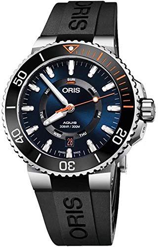 Oris staghorn Wiederherstellung Limited Edition Herren-Armbanduhr 73577344185rs