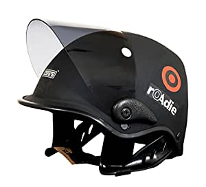 Dass DE00024 Roadie Open Face Helmet (Black_Large)