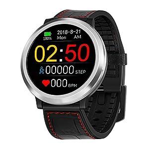 Aktivität Intelligente Armbanduhr Sport Fitness Smartwatch Analog-digital Smart Watch Herzfrequenz Tracker Uhr Blutdruck Uhren Digital Wecker Elektrische Chronograph mit Pulsmesser,DIKHBJWQ