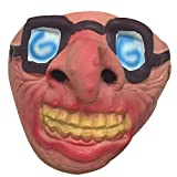 Laile Halloween Masken 10 x 13 x 10 cm Lustige lustige Maske Big Lips Headgear Pet Funny Mask...